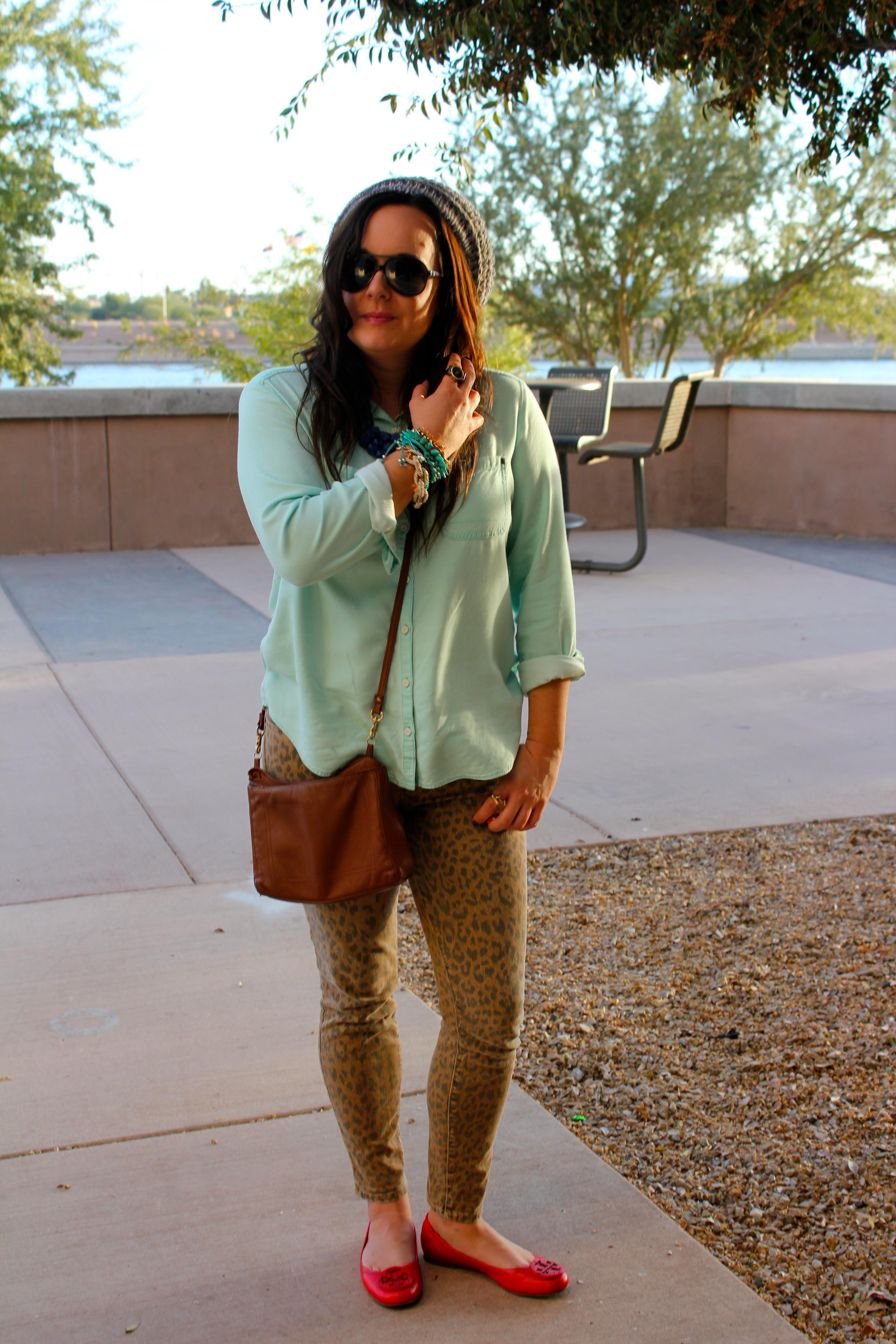 current elliot leopard jeans