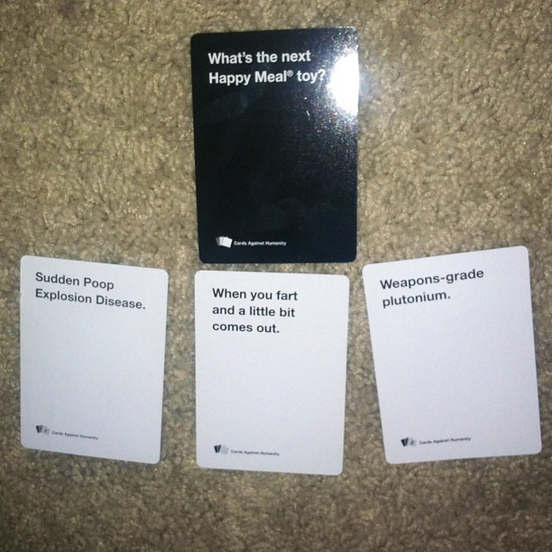 What is cards against humanity archives amys vintage closet 2988d81a6d0511e2b7d622000a1f968a7 cards against humanity night ee9645306bce11e2802422000a9e09277 bookmarktalkfo Image collections
