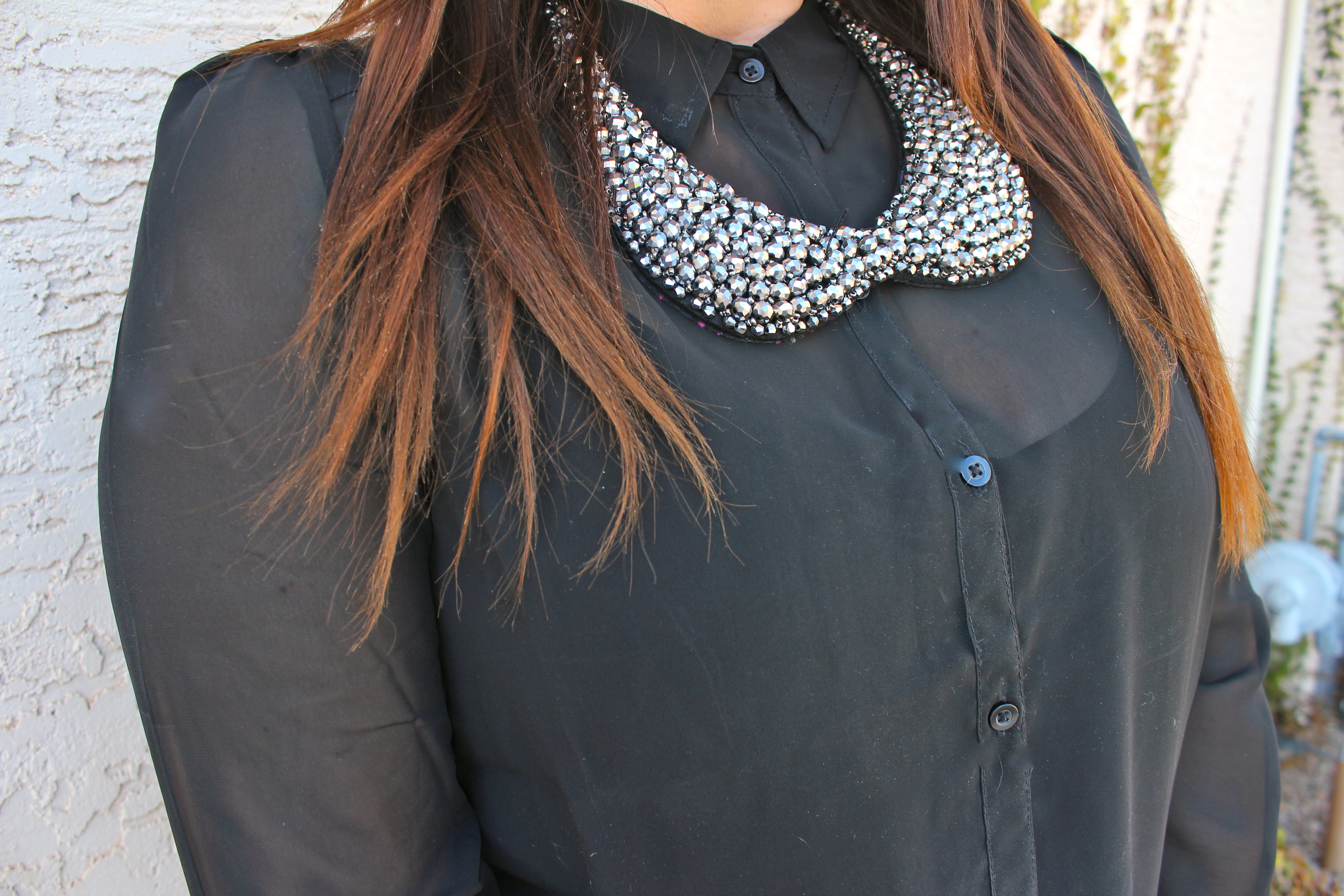 statement necklace, collar necklace