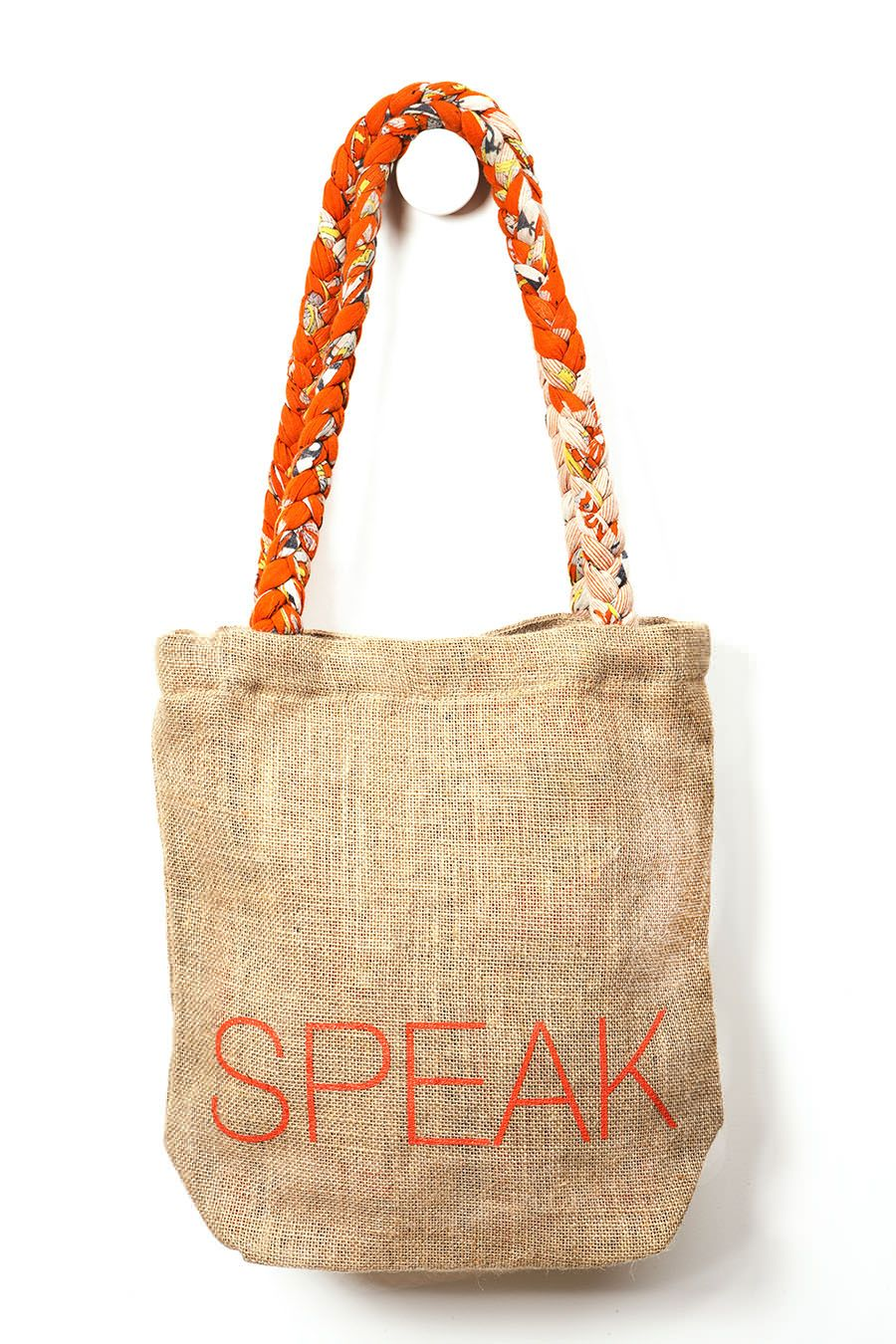 hearts fashion, sustainable fashion, speak carry all tote, amy's vintage closet
